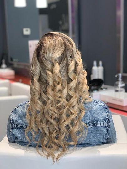 Tights curls