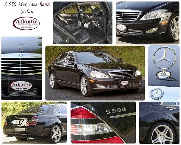 mercedes s 550 small
