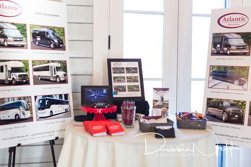 The limo exhibit