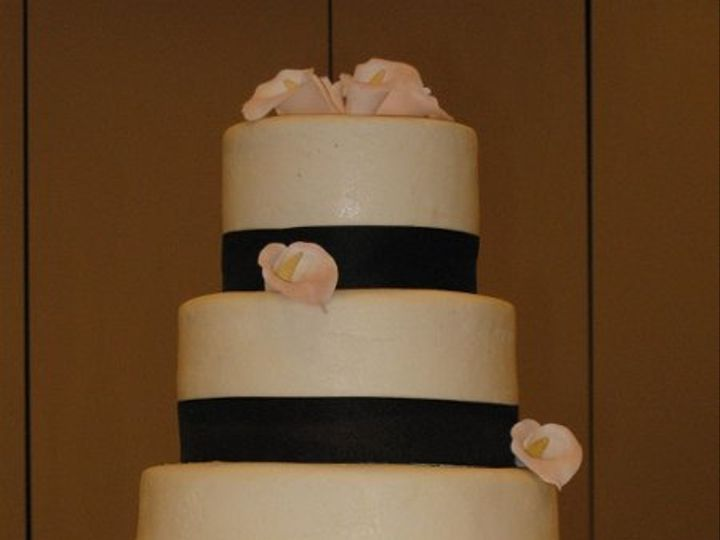 Tmx 1235391335992 3rdRen2 Lapel wedding cake