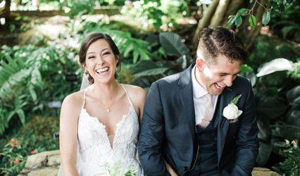 The wedding of Elke and Jon