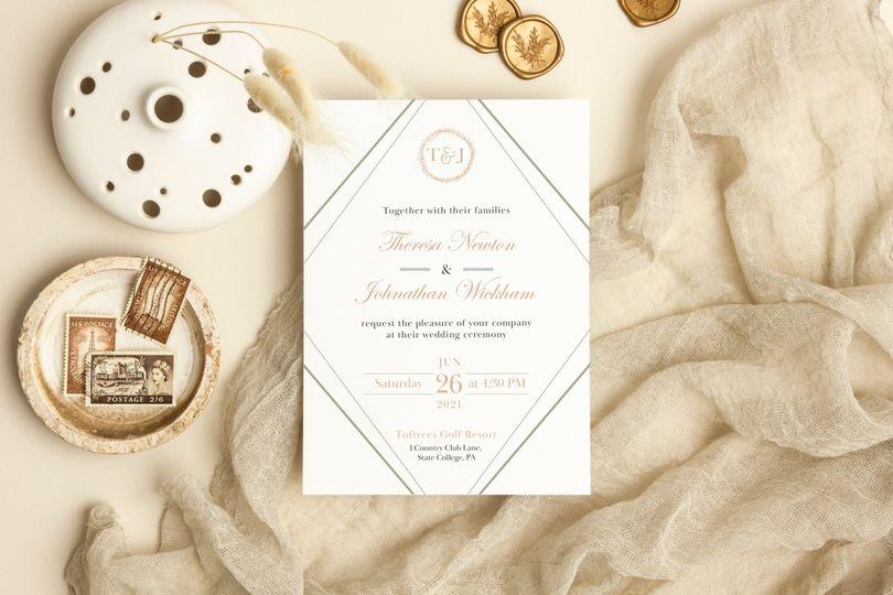 Geometric invitation