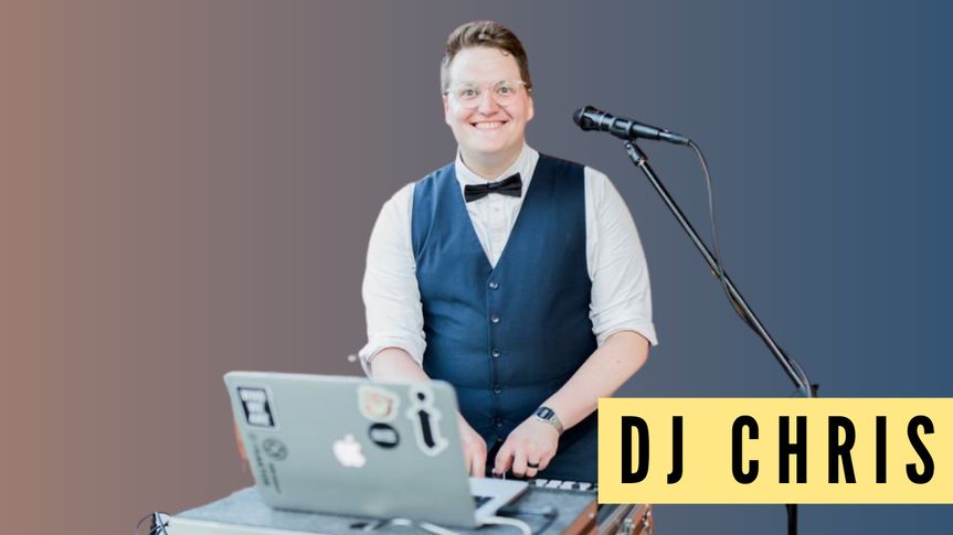 SoCal's best wedding DJ!
