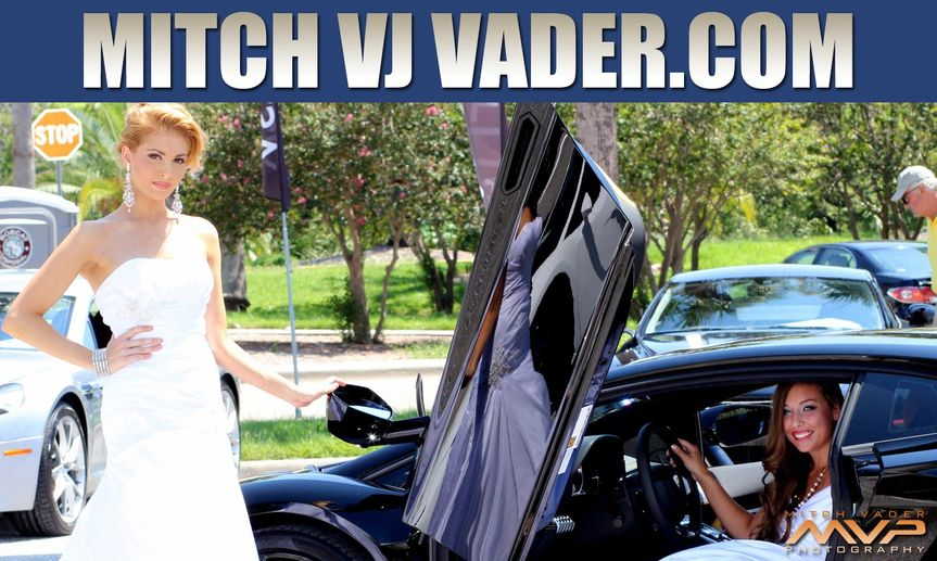2 Bride & Car by MVP
