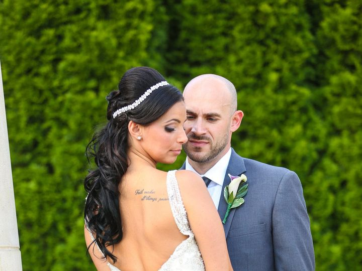 Tmx 1484924879824 Stephanie John Wedding Untitled 2 0049 Morristown wedding beauty