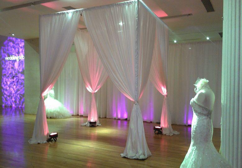 Wedding Drapery Cabana