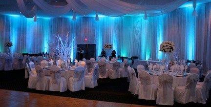 Tmx 1379830580267 Wedding Image   Indoor Blue Lighting W Drapery  Tables Bohemia, New York wedding eventproduction
