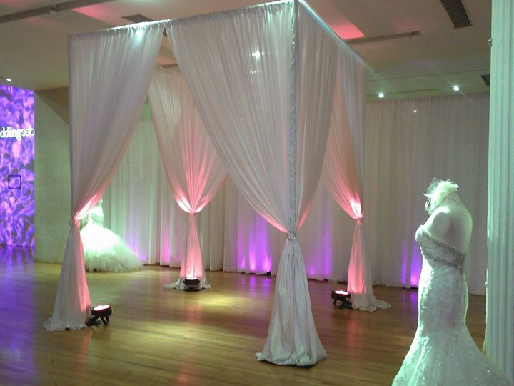 Tmx 1384397124335 Wedding Drapery Caban Bohemia, New York wedding eventproduction