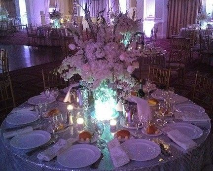 Tmx 1392826503807 Centerpiece Uplightin Bohemia, New York wedding eventproduction
