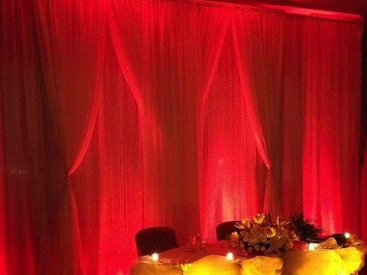 Tmx 1392828382347 Uplighting  Drapery Backdro Bohemia, New York wedding eventproduction