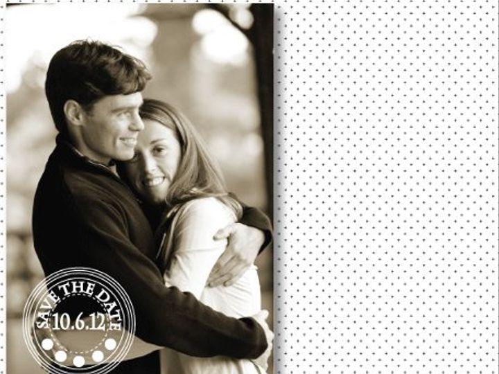 Tmx 1328278250312 LynnSamSTDEtsy Maplewood wedding invitation