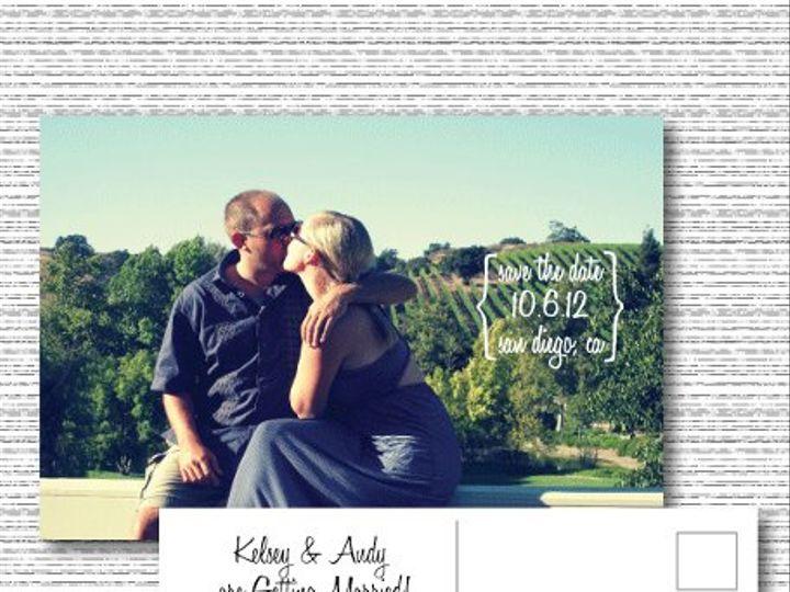 Tmx 1328278357406 PhotoSTDEtsy Maplewood wedding invitation