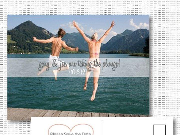 Tmx 1330349241716 Garyjesssetetsy Maplewood wedding invitation