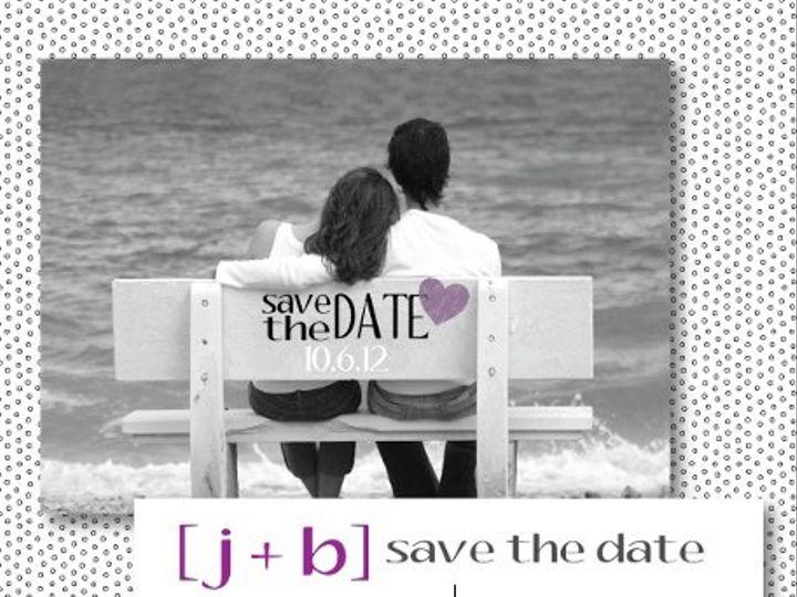 Tmx 1330349257607 Jennybensetetsy Maplewood wedding invitation