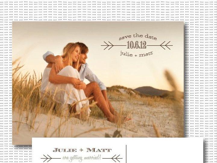 Tmx 1356609774254 Juliemattetsy Maplewood wedding invitation