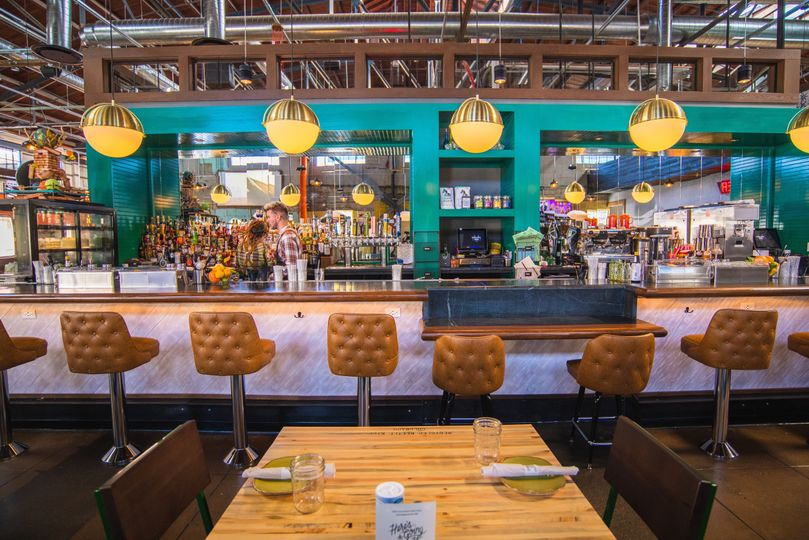 Social diner bar