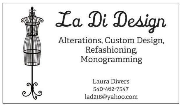 La Di Design - Alterations and custom design