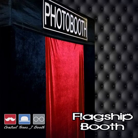 Enclosed Flagship Booth