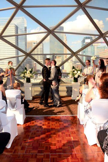 Ceremony Dome