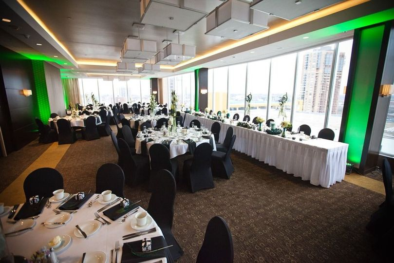 Marquis Ballroom with floor to ceiling windows