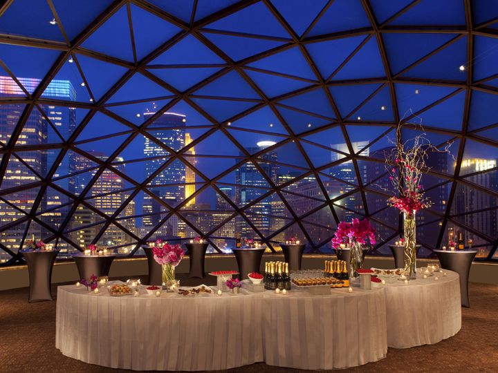 Tmx 1378855860549 Dome Cocktail Reception Minneapolis wedding venue