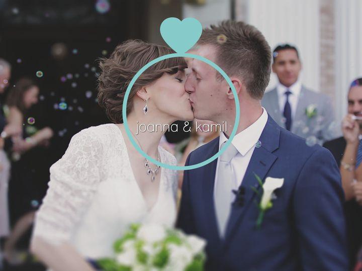 Tmx 1456342955643 Joanna Kamil Highlight Princeton Junction, NJ wedding videography