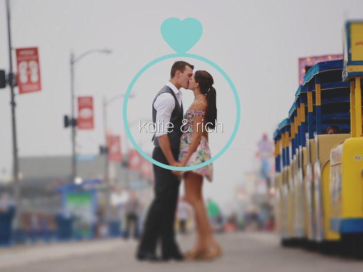 Tmx 1456342968492 Katie Rich Savethedate Princeton Junction, NJ wedding videography