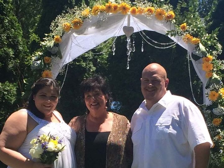 Tmx 1467989312262 Sabrina And Todd Cranston, RI wedding officiant
