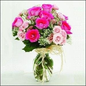 Tmx 1377884654578 Rosegardenbouquet Far Rockaway, NY wedding favor