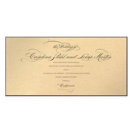 Tmx 1333987455964 Luminescent Minnetonka, MN wedding invitation