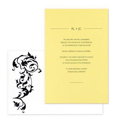 Tmx 1333987571943 UNICPRJ Minnetonka, MN wedding invitation