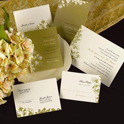 Tmx 1333987623597 CarlsonCraftBlossom.jpeg Minnetonka, MN wedding invitation