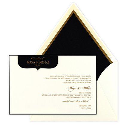 Tmx 1333987757700 UNISHRR Minnetonka, MN wedding invitation