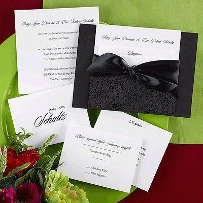 Tmx 1333987903661 Blackpocket Minnetonka, MN wedding invitation