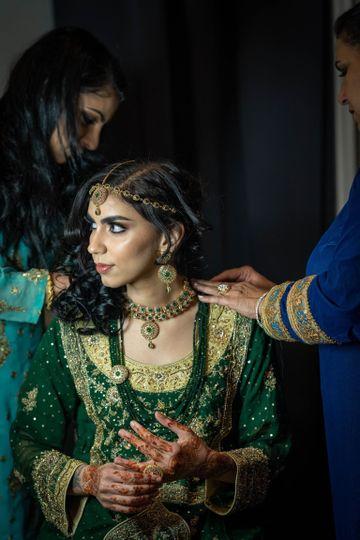 Middle Eastern Wedding