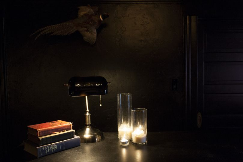 The Hamilton Room - Bar