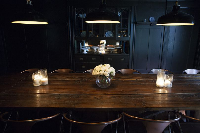 Chef's Table - Seats up to 16