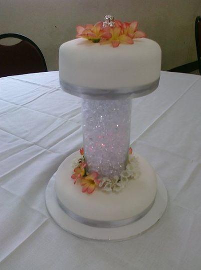 Cake Center Piece Cake