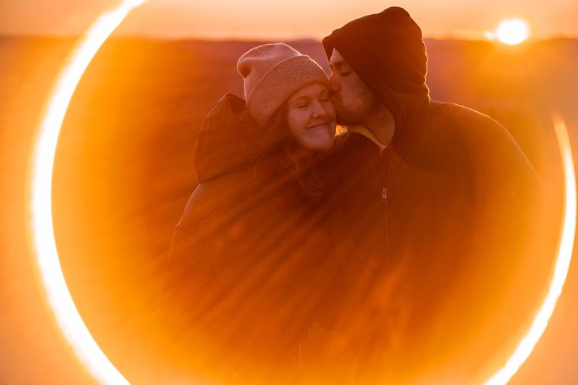 Sunrise Couples Sessions