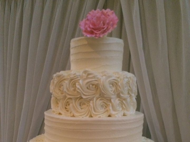 Tmx 1397695239242 Img076 Belmar, New Jersey wedding cake