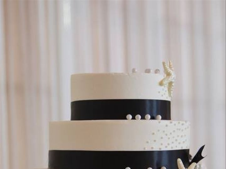 Tmx 1397735911712 Weddingwire Pi Belmar, New Jersey wedding cake