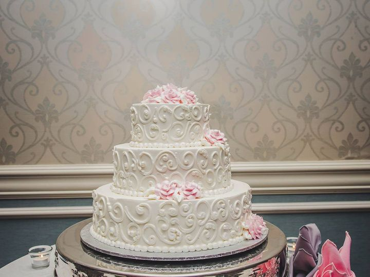 Tmx 1459908315649 Hotels Included Belmar, New Jersey wedding cake