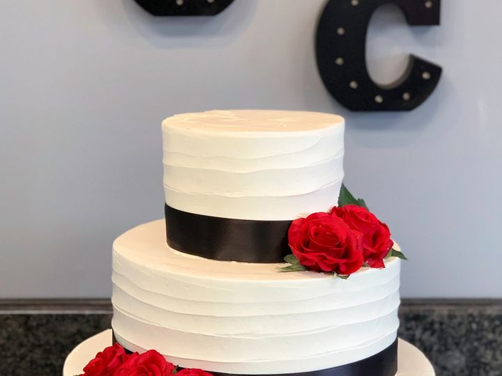 Tmx 4 2 2019 Weddingcake17 Copy 51 78755 1556915427 Belmar, New Jersey wedding cake