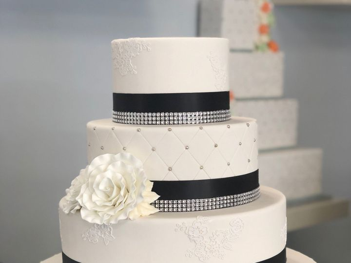 Tmx 4 20 19 Weddingcake1 51 78755 1556915258 Belmar, New Jersey wedding cake
