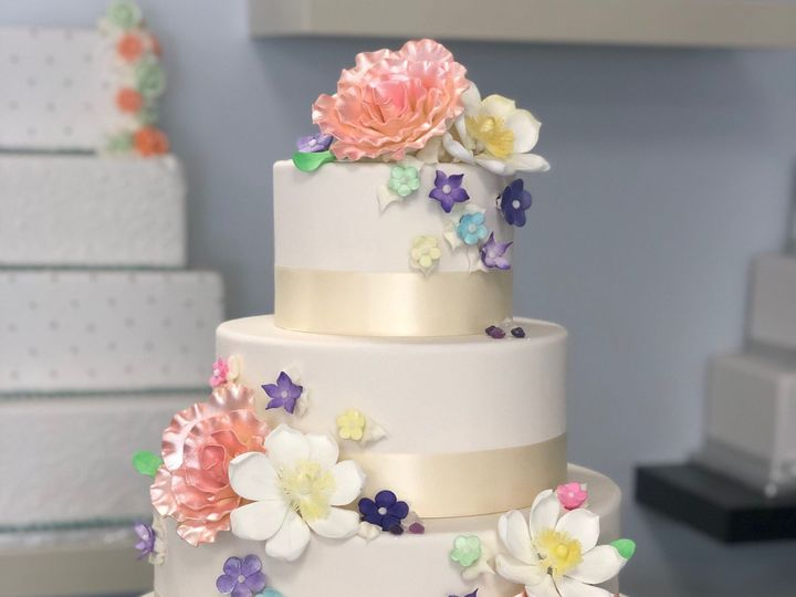 Tmx 4 20 19 Weddingcake2 51 78755 1556915262 Belmar, New Jersey wedding cake