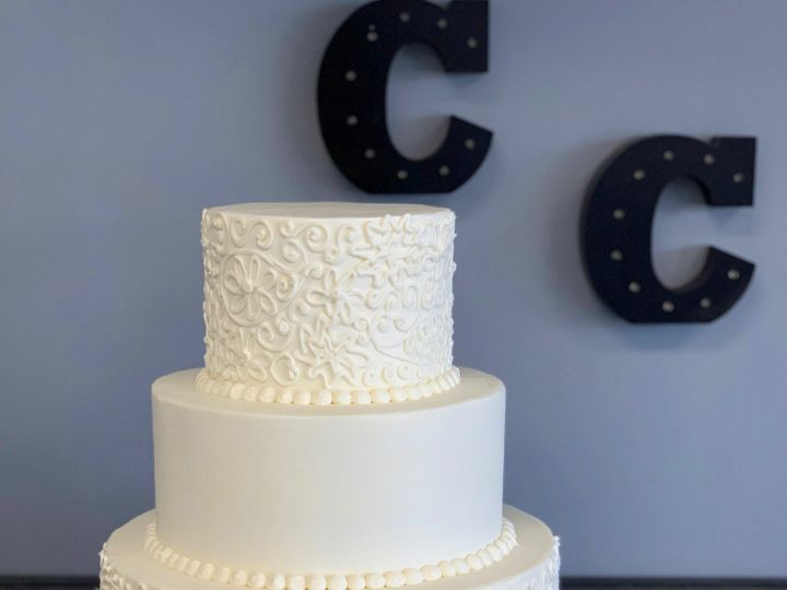 Tmx 4 30 2019 Weddingcake14 51 78755 1556915307 Belmar, New Jersey wedding cake
