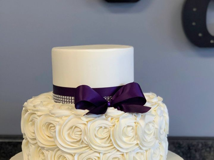 Tmx 4 30 2019 Weddingcake16 51 78755 1556915315 Belmar, New Jersey wedding cake