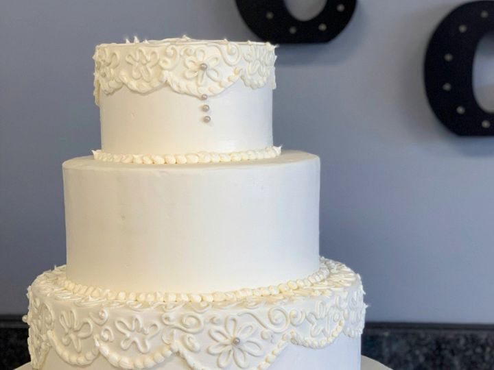 Tmx 4 30 2019 Weddingcake18 51 78755 1556915319 Belmar, New Jersey wedding cake