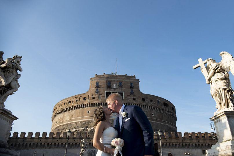 Elopement in Rome