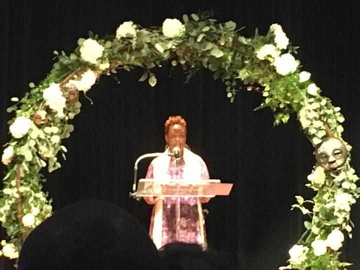 Tmx Melissa Flower Ark Podium Fred Diane Wedding 51 1900855 159182733820613 Mount Vernon, NY wedding officiant